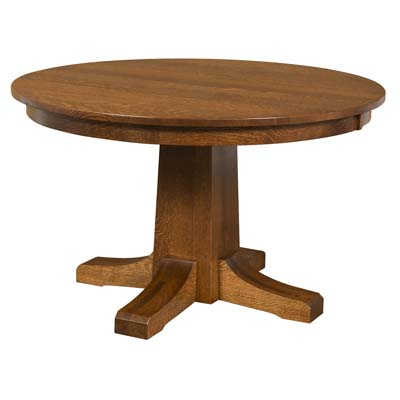 Fusion Designs Pasadena Round Table Stewart Roth Furniture