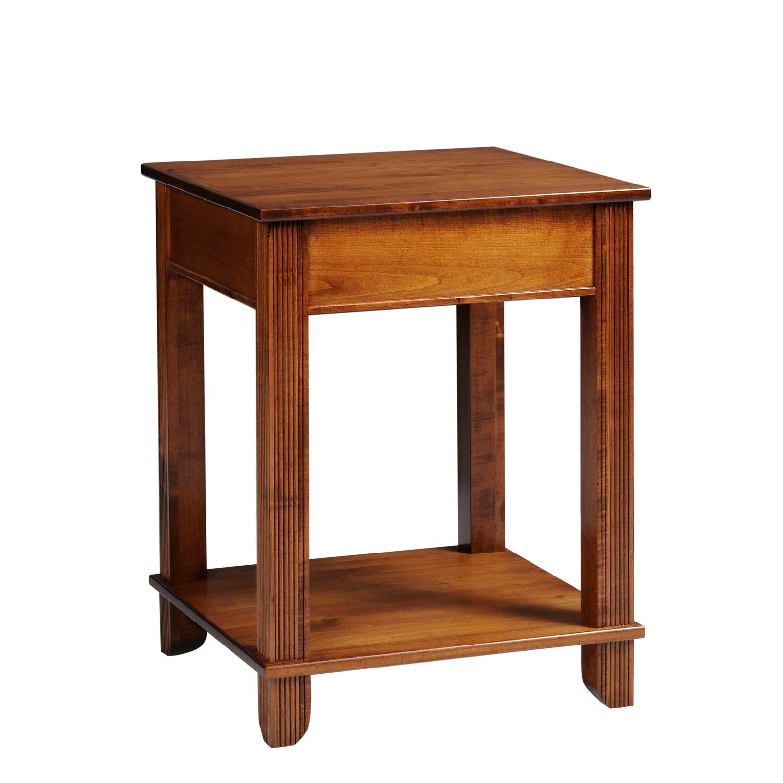 Y & T Woodcraft Modular Corner Table - Stewart Roth Furniture