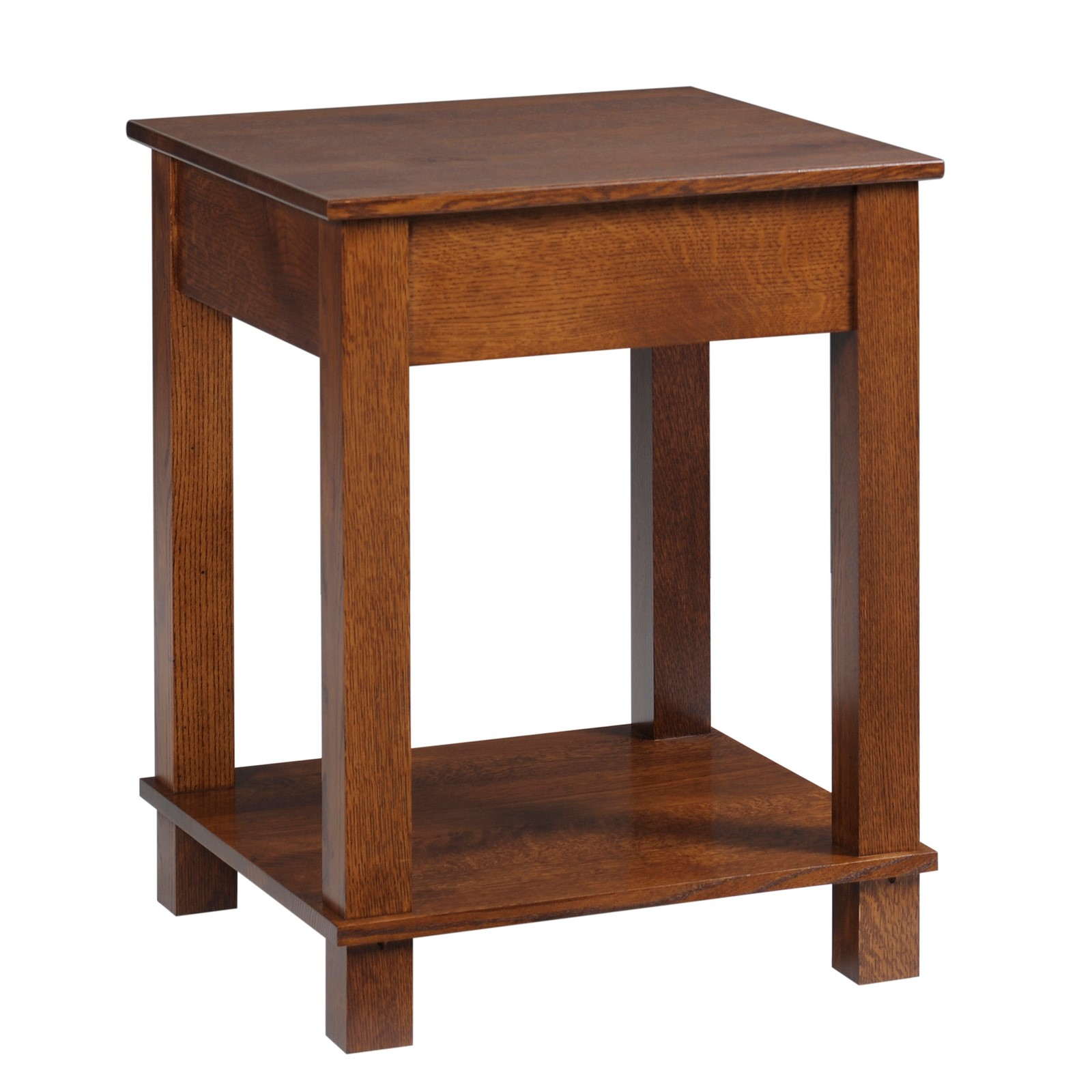 Y & T Mission Corner Table | Stewart Roth Furniture