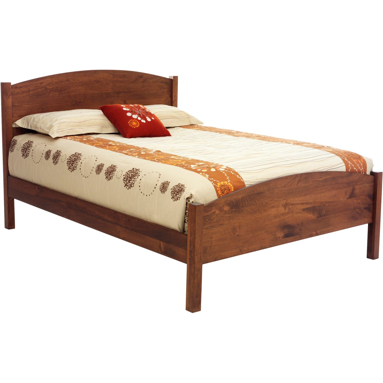 Nisley Shoreview Queen Bed Stewart Roth Furniture