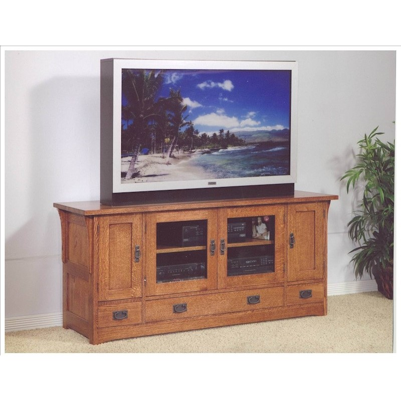 Trend Manor Mission Tv Console Stewart Roth Furniture
