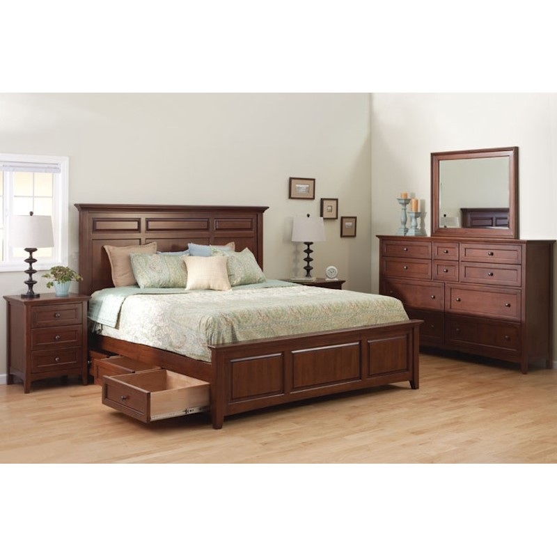 Prime Whittier Wood Furniture Mckenzie Storage Bedroom Set Pdpeps Interior Chair Design Pdpepsorg