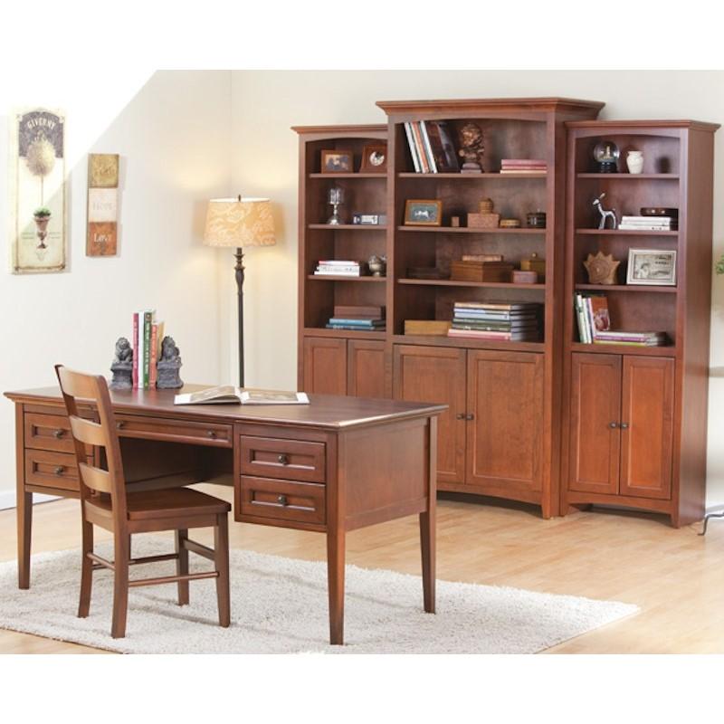 Whittier Wood Furniture McKenzie Office Suite