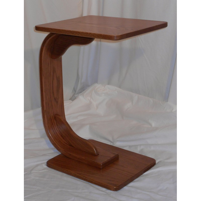 Creative Wood Design Bent Sofa Server Stewart Roth Furniture