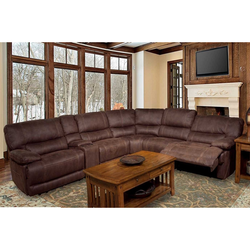 Living Room Seating Sofas Loveseats Sectionals Parker 5 Pc Pegasus Sectional